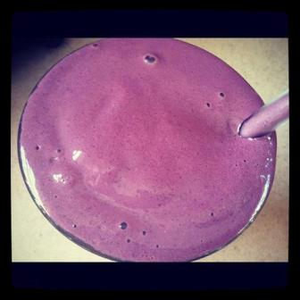 *BERRY BLAST SMOOTHIE