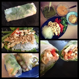 Vegan Fresh Rolls