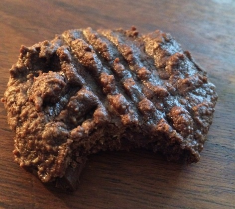 Gluten Free Double Chocolate Fudge Peanut Butter Cookies 2015