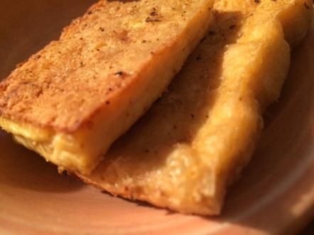 """Simple """"Tastes Like Chicken"""" Tofu Slices"""